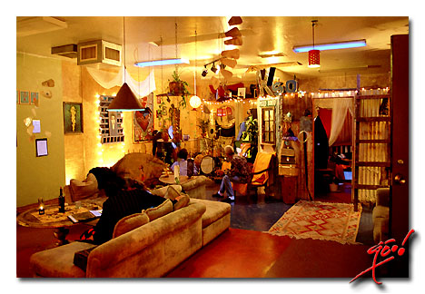 The Living Room In Tucson Arizona