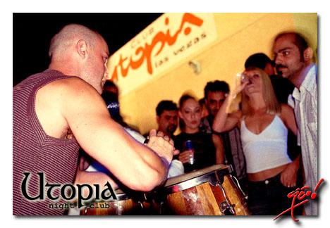 Club utopia las vegas