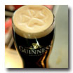 a pint of Guinness from Dublin, Ireland